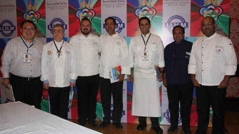 Judges panel at Young Chef Olympiad (1)
