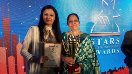 Bhatia hospital received best hospital of the year
