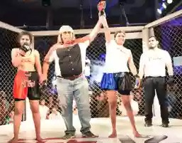 Sheetal Jadhav Wins the Female Bout at FCC 12