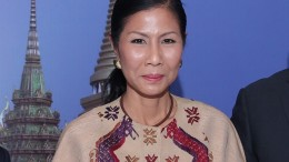 Kobkarn Wattanavrangkul, Minister for Tourism & Sports, Government of Thailand