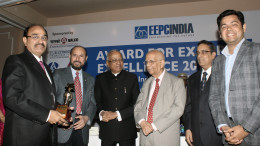 Skipper Limited awarded 'Star Performer' by EEPC India