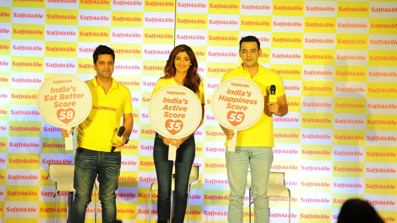 l-r-chef-kunal-kapur-shilpa-shetty-and-cyrus-sahukar-reveal-indias-healthy-lifestyle-score-at-by-saffolalife