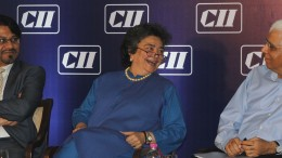 Ms Zia Mody ,Chairperson, CII National Committee on Regulatory Affairs & Senior Partner,AZB & Partners Dr Saugat Mukherjee, CII Regional Director Mr Bharat Vasani, Chief, Legal & Group General Counsel,Tata Sons Limited