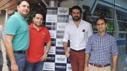 Dr. Ankush Sabharwal CEO- Body Building India, Harman Baweja, Mr. Mohit Verma, Co-Founder & CEO, Knock Out Wellness Labs LLP.