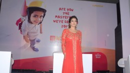 Celebrity mother Raveena Tandon comes in support of Seven Seas Academy, an initiative aiming to create awareness about brain development among children