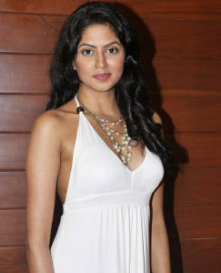 Kavita Kaushik Best known for her role as Inspector Chandramukhi Chautala in 'F.I.R.', Kavita Kaushik has been around for nearly 15 years in the industry now. Supremely talented and pretty, she will be making her Bollywood debut as a lead actress in an upcoming project titled 'Lollipop Since 1947'.(GPN network)