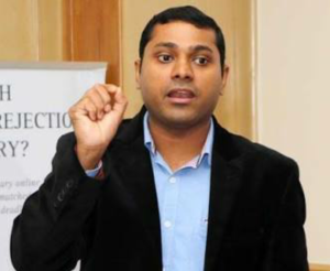 Sudip Mandal, Head – Advisor Marketing at DSP BlackRock.File Photo by GPN NETWORK
