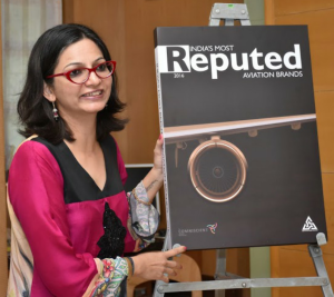 Pooja Kaura, Chief Spokesperson for India's Most Reputed Brands- Photo by GPN NETWORK