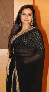 RANI MUKHERJEE @- Yash Chopra Memorial Award-Photo by Sachin Murdeshwar
