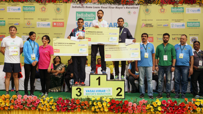 Three course records shattered at the 6thIndiabulls Home Loans Vasai