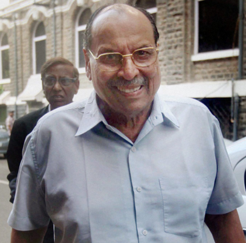 Michael Ferreira Outside Bombay High Court - File Photo by Sachin Murdeshwar. GPN NETWORK