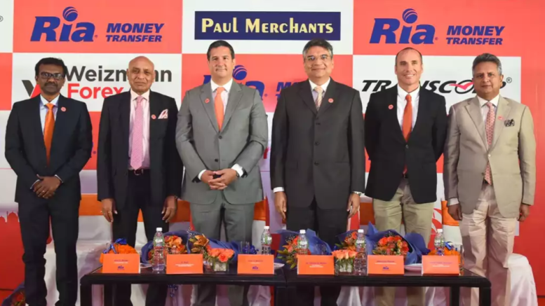 L To R Mr Emil Ruban Country Manager India