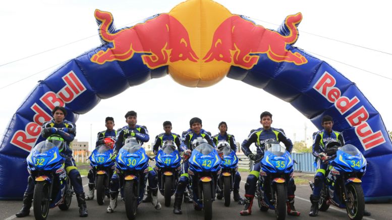 Participants at the 2nd edition of Red Bull Road to Rookies Cup - Photo By Sachin Murdeshwar GPN NETWORK