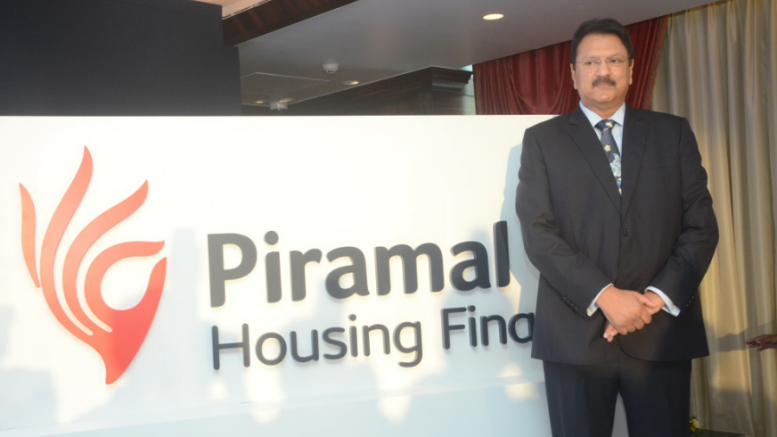 Ajay Piramal, Chairman, Piramal Finance Limited (PFL) announced its foray into the retail housing finance business through its wholly owned subsidiary, Piramal Housing Finance Private Limited, in Mumbai – Photo by Sachin Murdeshwar GPN NERWORK