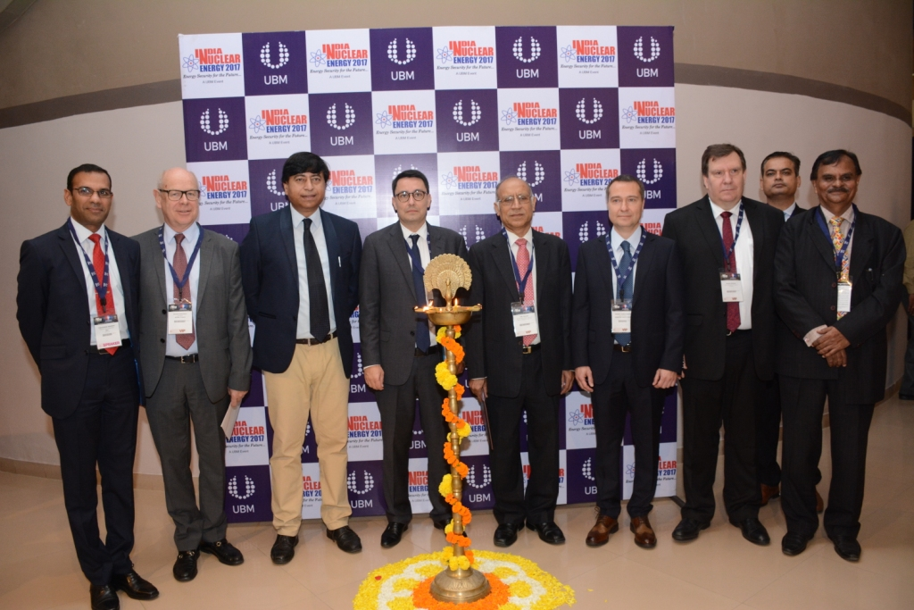 After the grand opening of the 9th edition of the most comprehensive platform in the Civil Nuclear Energy Space, UBM India proudly invites you to join in the action at Day 1 of India Nuclear Energy 2017.- Photo By Sachin Murdeshwar GPN NETWORK