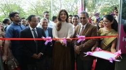 Shilpa Shetty inaugurating Cloudnine hospital Vashi - Photo By Sachin Murdeshwar GPN / 07.12.17