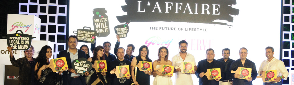 Some of the faces spotted at the event were Alesia Raut, Nisha Jamvwal, Vicky Ratnani, Ranveer Brar, Kunal Vijaykar, Carol Gracias and Sanea Sheikh / Photo By GPN
