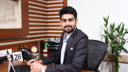Mr. Samyak Jain, Director, Siddha Group