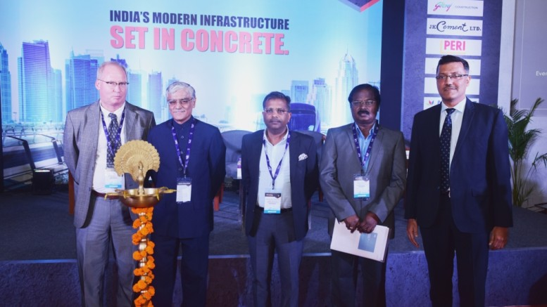 6th edition of Concrete Show India