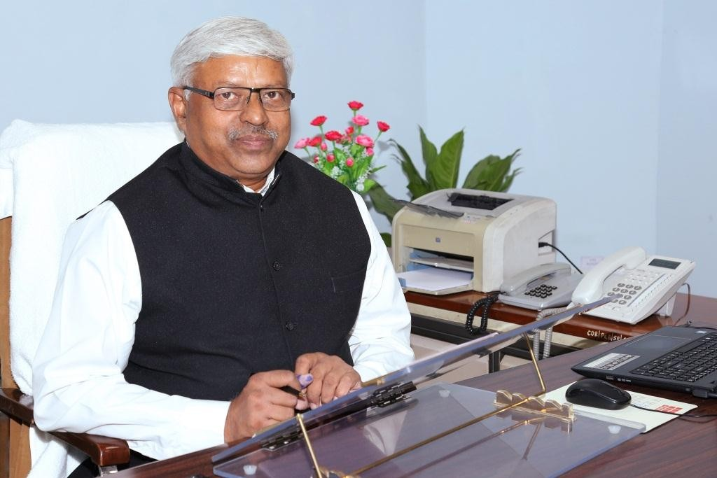 Shashi Prakash Gupta -Director (HR), ITI Limited