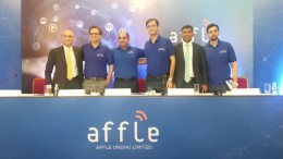 Mr. Gautam Benjamin, ICICI Securities Limited, Mr. Anuj Kumar, Director & Chief Revenue and Operating Officer, Affle (India) Limited, Mr. Anuj Khanna Sohum, Chairman, Managing Director, Chief Executive Officer, Affle (India) Limited, Mr. Kapil Bhutani, Director & Chief Financial and Operations Officer, Affle (India) Limited, Mr. Mangesh Ghogre, Nomura Financial Advisory and Securities (India) Pvt. Ltd. Mr. Karish Manchanda, Investor Relations and Strategy Officer, Affle (India) Limited