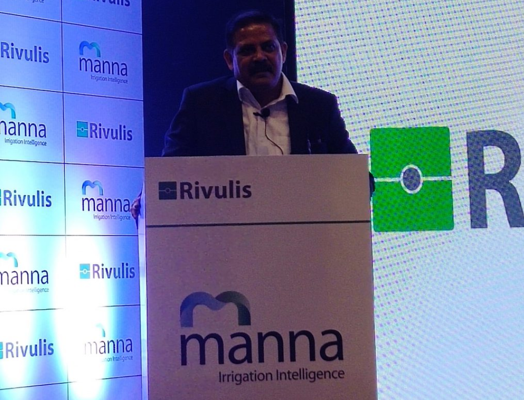Mr. Kaushal Jaiswal, MD RIVULIS INDIA