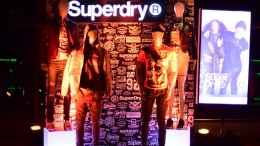 Superdry AW Collection Preview