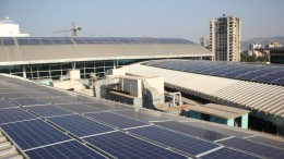 Rooftop Solar Plant at Viviana