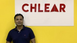 Shailesh Kumar, CEO of CHLEAR