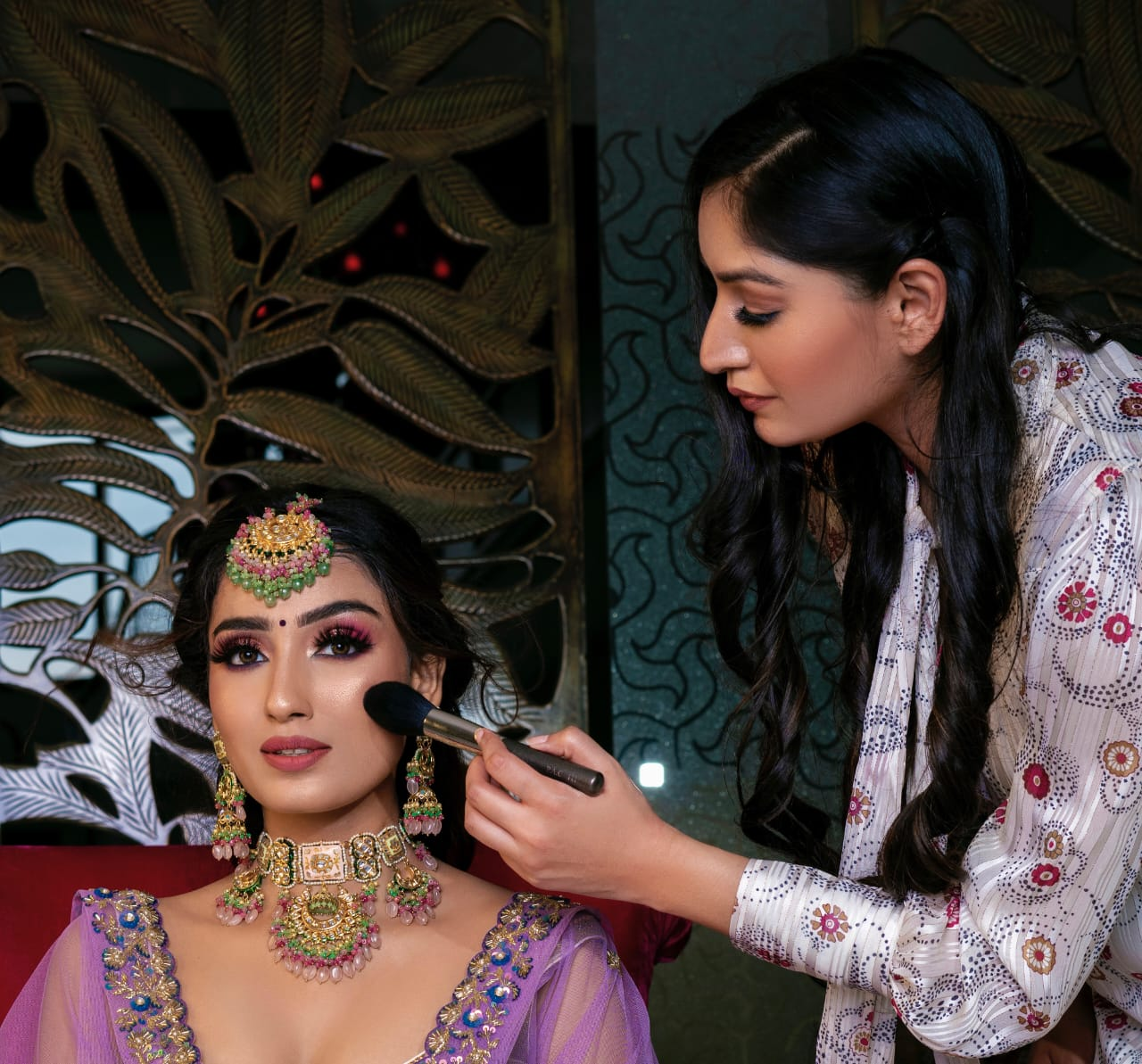 Celebrity Makeup Artist Cherry Shares